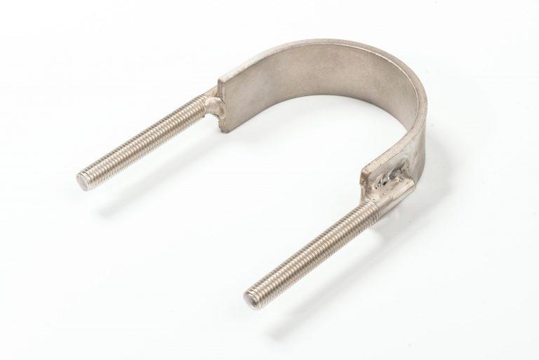 Bügelschelle mit Gewindeanschluss